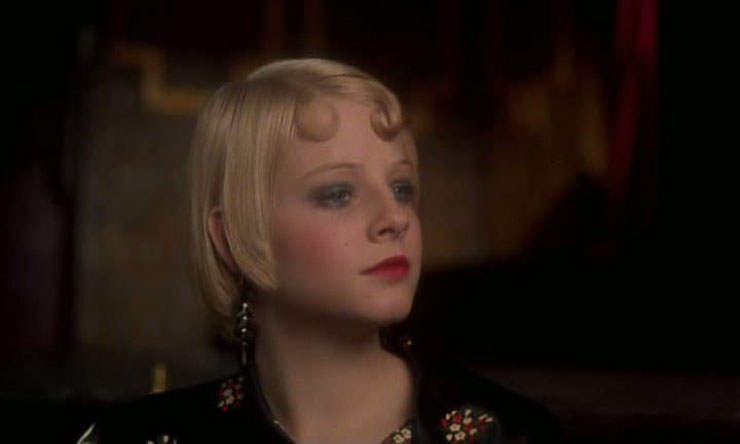 Jodie Foster in Bugsy Malone