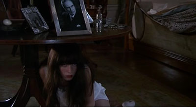 Mia Farrow in Secret Ceremony