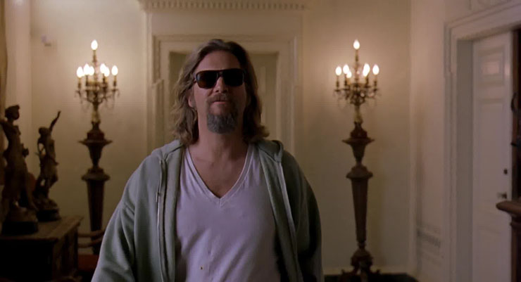 screenshot The Big Lebowski