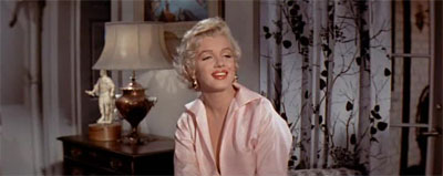 Monroe in The Seven Year Itch