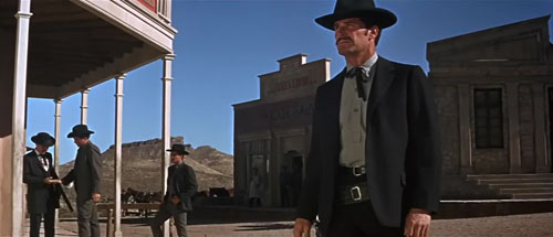 Wyatt Earp in movie